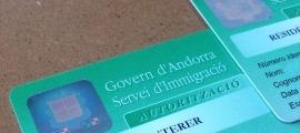 Autoritzacions de residència i treball i de treball transfronterer.