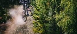 El Bike Park de Vallnord Pal Arinsal.