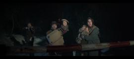 Els fugitius de 'Le Blizzard', amb Sara al capdavant, es troben una desagradable sorpresa a la duana francoandorrana.