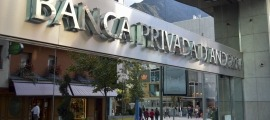 Banca Privada d'Andorra va ser intervinguda el març del 2015.