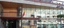 Casa comuna de Canillo.