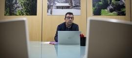 El conseller de Cultura i Promoció Turística, Miquel Canturri, ha participat al comitè sectorial de l'UCCI.