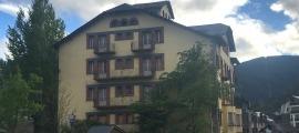 L'hotel Casamanya.