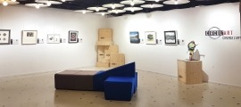 Les obres que van participar a la primera edició de Circul'Art.
