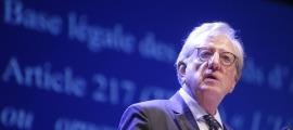 L'excap negociador adjunt de la Unió Europea, Claude Maerten, va parlar ahir dels diferents acords d'associació.