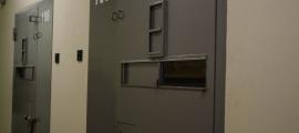 Dues cel·les del mòdul de dones del centre penitenciari.