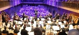 Concert de Cap d'Any a l'Auditori Nacional en una imatge d'arxiu.