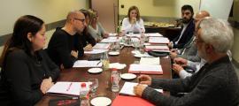Una reunió anterior del Consell Assessor de Patrimoni.