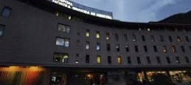 L'Hospital Nostra Senyora de Meritxell.