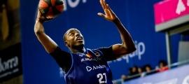 El pivot senegalès, Moussa Diagne.