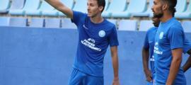 Martí Riverola, un ex FC Barcelona, fitxa per l'FC Andorra