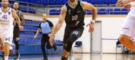 'Drew' Crawford va jugar el curs passat al Germani Brescia italià. Foto: EuroCup