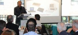 ANA/ La conferència celebrada aquest matí, i organitzada per l'EFA.