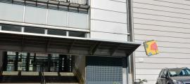 ANA/ Edifici de l'escola andorrana de Santa Coloma.