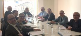 La comissió filatèlica programa la col·lecció de segells sobre Andorra que emetrà La Poste el 2018 La comissió filatèlica programa la col·lecció de segells sobre Andorra que emetrà La Poste el 2018
