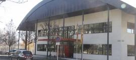 La comisaria dels mossos d'esquadra a la Seu d'Urgell.