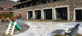 Hotel Bernat de So a Llívia.