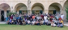 Els particaipants al segon COTPC celebrat a Menorca.