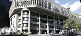 La reunió es va celebrar a l'edifici administratiu del Govern.