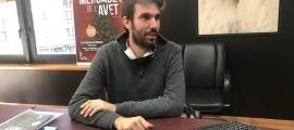 El conseller de Cultura, Igualtat i Participació Ciutadana, Guillem Forné.
