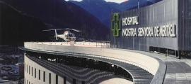 A l'hospital continuen ingressades vint persones.