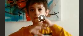 Captura del vídeo que ha fet la FAAD per commemorar el dia nacional.