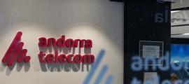 Les oficines d'atenció al client d'Andorra Telecom, que obren de 9 a 14 però només per garantir la connectivitat.