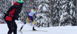 Irineu Esteve finalitza en novena posició als 15 quilòmetres patinadors del Mundial sub-23
