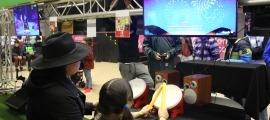 Assistents al Saló del Videojoc en l'edició de l'any passat.