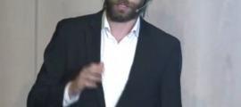 El professor Daniel Tarragó.
