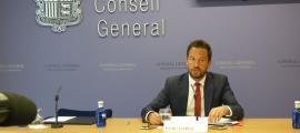 López demana l'informe previ de la FAAD a la llei de mesures urgents pel conveni sobre els discapacitats