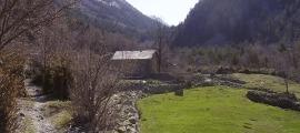 Una vista de la vall del Madriu.
