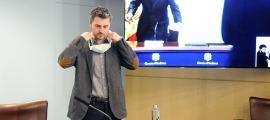 El director d'Andorra Recerca i Innovació, Marc Pons