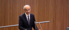 ANA/ El cap de Govern en el darrer Debat d'Orientació Política.