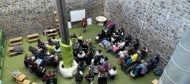 Els participants en el tast del Mètode La Granja©.