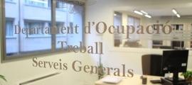 El departament d'Ocupació.
