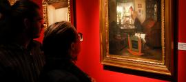 Gran part de la col·lecció està formada per obres d'artistes danesos de finals del XIX i principis del XX.