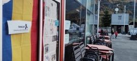 El bar-restaurant Bondia porta tancat més de tres mesos.