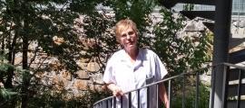 Angelina Santolària és coordinadora clínica de la Unitat de Conductes Addictives.