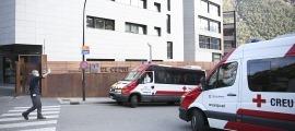 El Cedre ha acollit un nou model, incorporant planta d'hospitalització, des de la pandèmia.