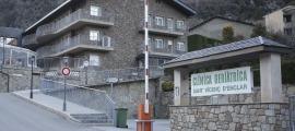 El brot a la clínica geriàtrica Sant Vicenç d'Enclar es va detectar el 6 de gener.