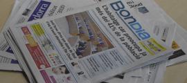 El 81% dels ciutadans s'informen a través de la premsa escrita.