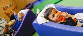 Els responsables de les escoles bressol expliquen que estan passant per un moment difícil en tenir menys nens.