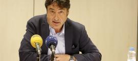 Francesc Zamora és representant dels empresaris i autònoms al consell d'administració de la CASS.