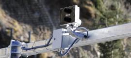 Un dels nous radars.