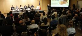 La taula rodona va reunir ahir representants del Govern, la CASS, la CEA, el Sitca i la PIME.