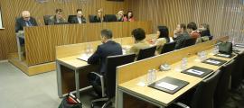 L'estudi es va presentar davant la comissió legislativa d'Afers Socials.