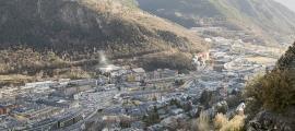 Andorra la Vella és on la mitjana del preu de l'habitatge i el sòl és més alta, 2.250,33 euros per metre quadrat.