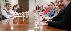 El Govern entra a tràmit la llei i els sindicats faran noves mobilitzacions