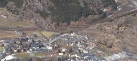El poble d'Ordino.